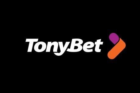 Ava konto TonyBetis ja teeni 100% kuni €50 deposiitboonus!