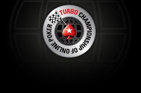 PokerStars tilbyr $10 millioner i garanterte premier ved Turbo Championship of Online Poker