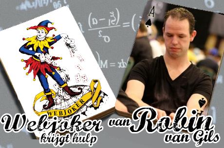 Webjoker krijgt hulp: Robin van Gils over zijn PCA