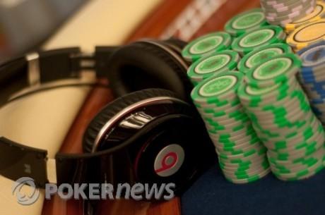 ポーカーニューストップ10:トーナメントの前に聴き良い歌