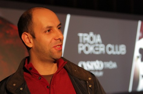 Tomé Moreira lidera finalistas no High Roller 6-máx de Tróia