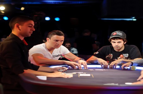 Sam Trickett Reaches Final Table of $100,000 Challenge
