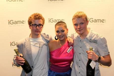 iGame Openit valitsesid põhjanaabrid, eestlased võitsid paaristurniiri