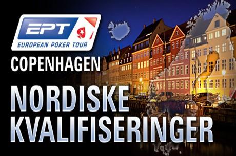 Eksklusive EPT Copenhagen-kvalifiseringer hos PokerStars