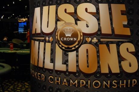 Aussie Millions 2012 - Åge Ravn leder dag 2 - Oppdateres