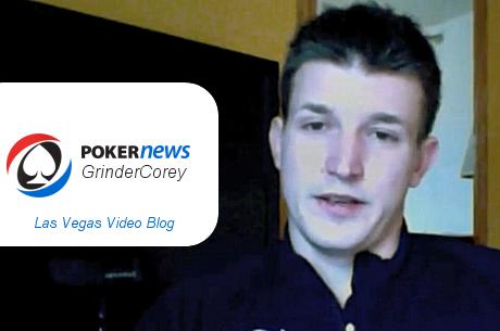 Blog GrinderCorey: videónapló Las Vegasból - 1. rész