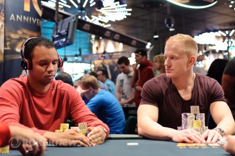 2012 Aussie Millions Day 14: Tim O'Shea Leads Day 2 of Main Event, Phil Ivey Lurking