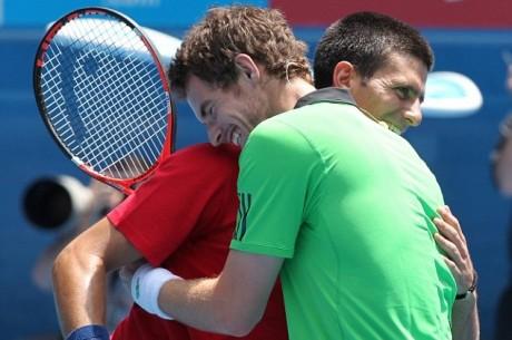 Paris Sportifs Open d'Australie : Djokovic ou Murray en finale ? (Les cotes)
