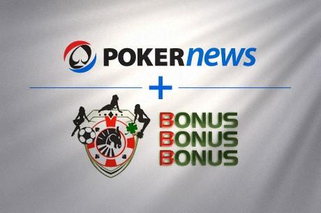 To PokerNews συνεργάζεται με το BonusBonusBonus.com