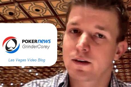 Blog GrinderCorey: videónapló Las Vegasból - 2. rész
