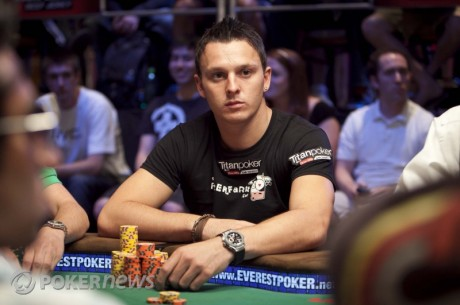 Sam Trickett a fődíjas a European Poker Awardson