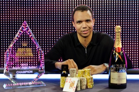 PokerNews Boulevard: Phil Ivey wint $250.000 Super High Roller!
