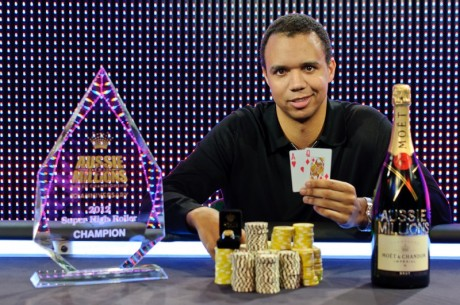 Phil Ivey je druhý v All Time Money Listu