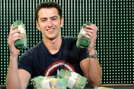 Olliver Speidel vant Aussie Millions Main Event, 2012.