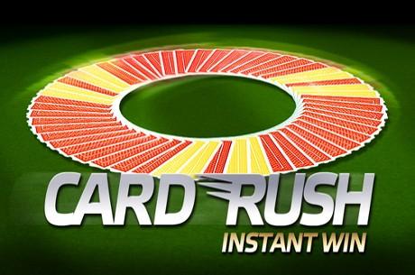 PartyPoker Nedeljnik: Rake-Free Promocija je na Kraju, Card Rush Promocija se Vratila!