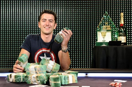 2012 Aussie Millions Day 19: Koral Wins Last Event; Oliver Speidel Discusses Big Win