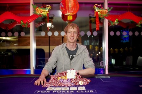 William Dorey Wins Inaugural Asian Poker Tour Europe Main Event