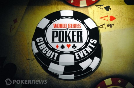 World Series of Poker Circuit Caesars Palace: Nicholas Wilbur Leads with 15 Left