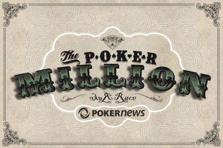 Vind stort i The Poker Million hos Unibet