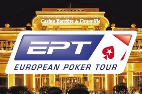 На старте Главное событие PokerStars.fr European Poker Tour Deauville