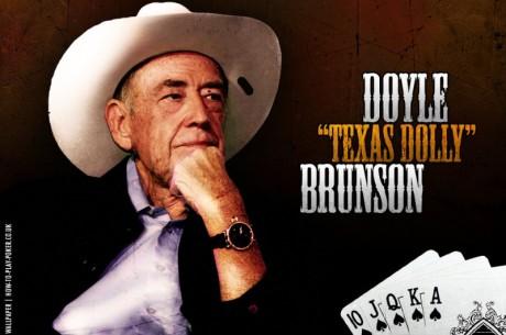 """老爷子"" Doyle Brunson的2012计划"