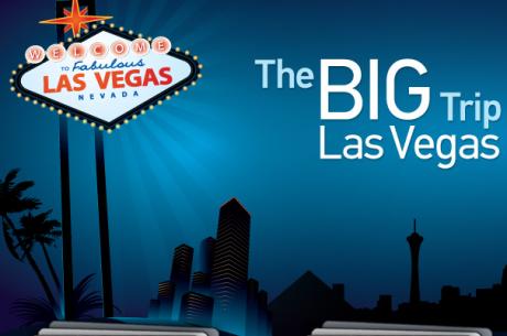Paf Poker saadab 38 pokkerisõpra Las Vegasesse!