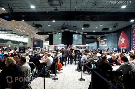 2012 PokerStars EPT Deauville 1B nap: Toufik Ouirini zárt az élen