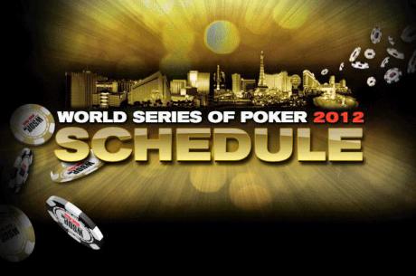 Minden, amit eddig tudunk a következő World Series of Pokerről