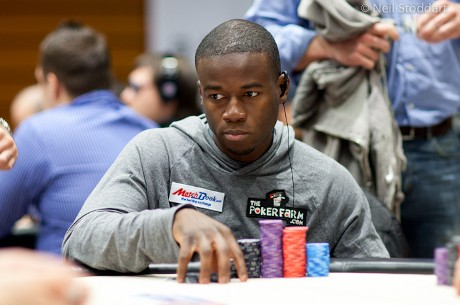 Martins Adeniya Amongst Chip Leaders Going Into Day 2 of EPT Deauville