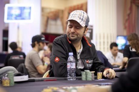 У Даниэля Негреану увели аккаунт на PokerStars