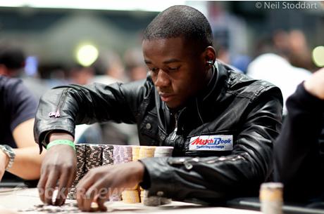 European Poker Tour Deauville - Martins Adeniya liderem, Witold Krawczyk nadal w grze