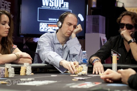 Erik Seidel termina enero como líder del Global Poker Index