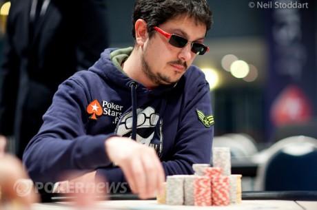 EPT Dovilis: Likus 24 žaidėjams pirmauja PokerStars Pro narys Luca Pagano