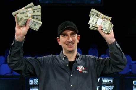 Global Poker Index: Ерік Сайдел як і раніше лідирує, Євген...