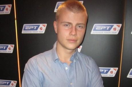 Jens Kyllönen sigue de buena racha en los high stakes de PokerStars