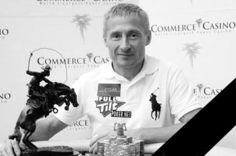 Николай Евдаков, известный покерный игрок, умер...