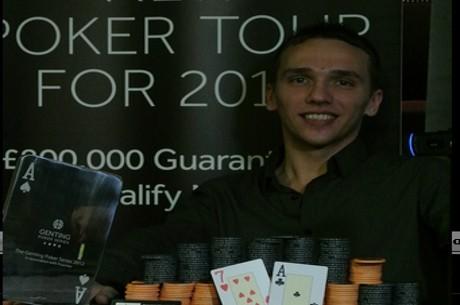 Ruslan Vlasov Wins Inaugural Genting Poker Series Main Event