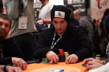 World Poker Tour Veneza Grand Prix Dia 1: Candio Lidera o Bando