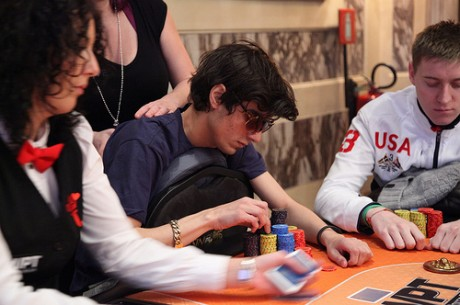 2012 World Poker Tour Venice Grand Prix Day 2: Bjerkmann Leads Final 27