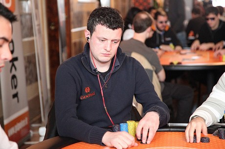 James Akenhead In Hunt For WPT Title