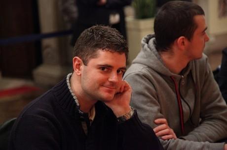 Ravnsbaek, líder de los nueve finalistas tras el Día 3 del World Poker Tour Venice Grand Prix...