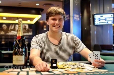 Savaitės interviu: Dominykas Karmazinas jaučiasi patobulėjęs po $25,000 įpirkos turnyro