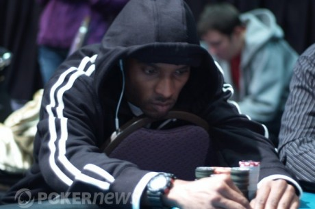 World Series of Poker Circuit Harrah's Tunica Day 1: Brown the Overwhelming Chip Leader