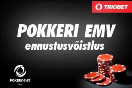 PokerNews.ee ja Triobet korraldavad EMV ennustusvõistluse!