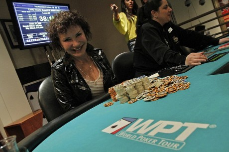 2012 World Poker Tour Lucky Hearts Poker Open Day 3: Gagne Leads Into Final Table