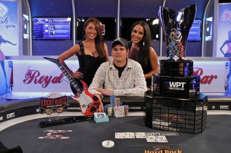Matt Juttelstad Wins 2012 World Poker Tour Lucky Hearts Poker Open
