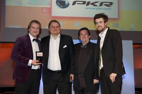 PKR отново с награда за най-добър покер софтуер