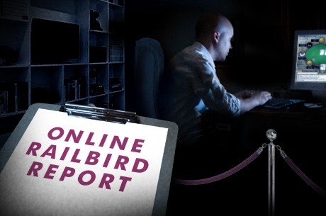 The Online Railbird Report: Two Players Cross $1 Million Mark in Yearly Winnings