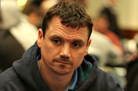 Thomas Finneran, líder del Día 1A del UKIPT Galway 2012