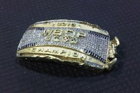 도난 당한 2010 WSOP 챔피언 브레이슬릿